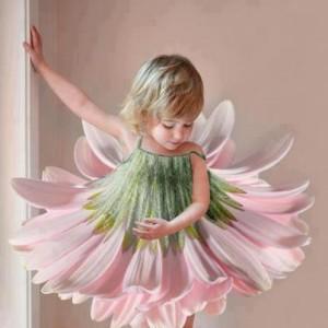 littlegirlinfairydressKIDS