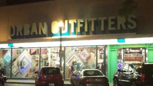 Urban Outfittersbubank