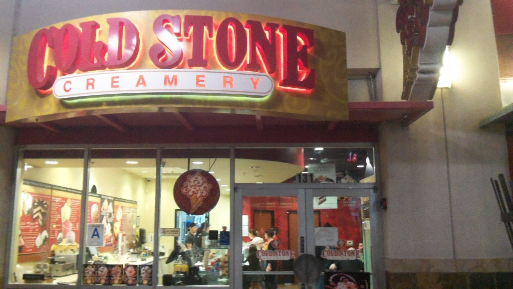 coldstone ice cream burbank