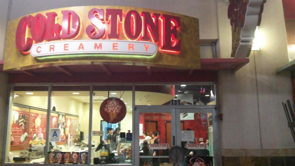 coldstone ice cream burbank