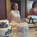 bridal expo castaway wedding cakes