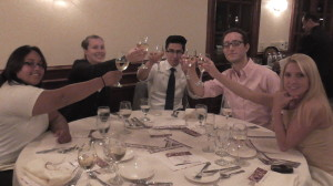 Group Toasting