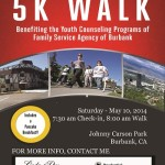 Prudential 5K Walk — Johnny Carson Park