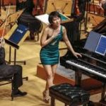 Review: LA Phil — Yuja Wang plays the hell out of the piano.