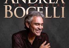 Andrea Bocelli: Hollywood Bowl June 18, 2019