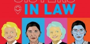 Wallis Annenberg- SISTERS IN LAW  Starring  Tovah Feldshuh &  Stephanie Faracy